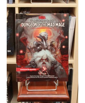 Waterdeep - Dungeon of the Mad Mage (Dungeons & Dragons 5)