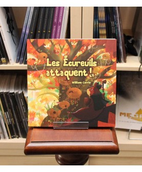 Les Ecureuils Attaquent !
