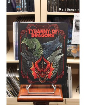 Tyranny of Dragons (Dungeon...