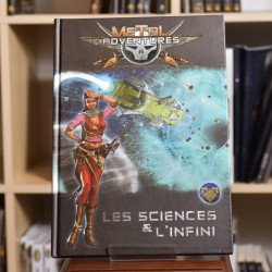 Les Sciences et L'infini (Metal Adventure)