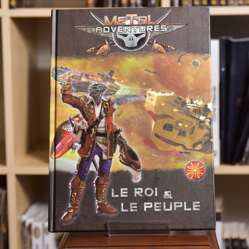 Le Roi et le Peuple (Metal Adventure)