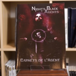 Carnet de l'Agent (Night's Black Agent)