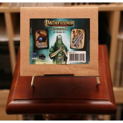 Cartes Pathfinder JDR - Lot N°3 (Pathfinder)