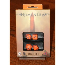 Set de Dés - Numenera Dice Set*