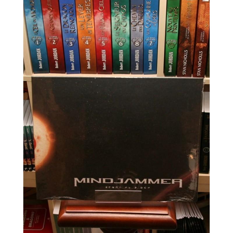 Dossier du Meneur - Ecran de jeu (Mindjammer)