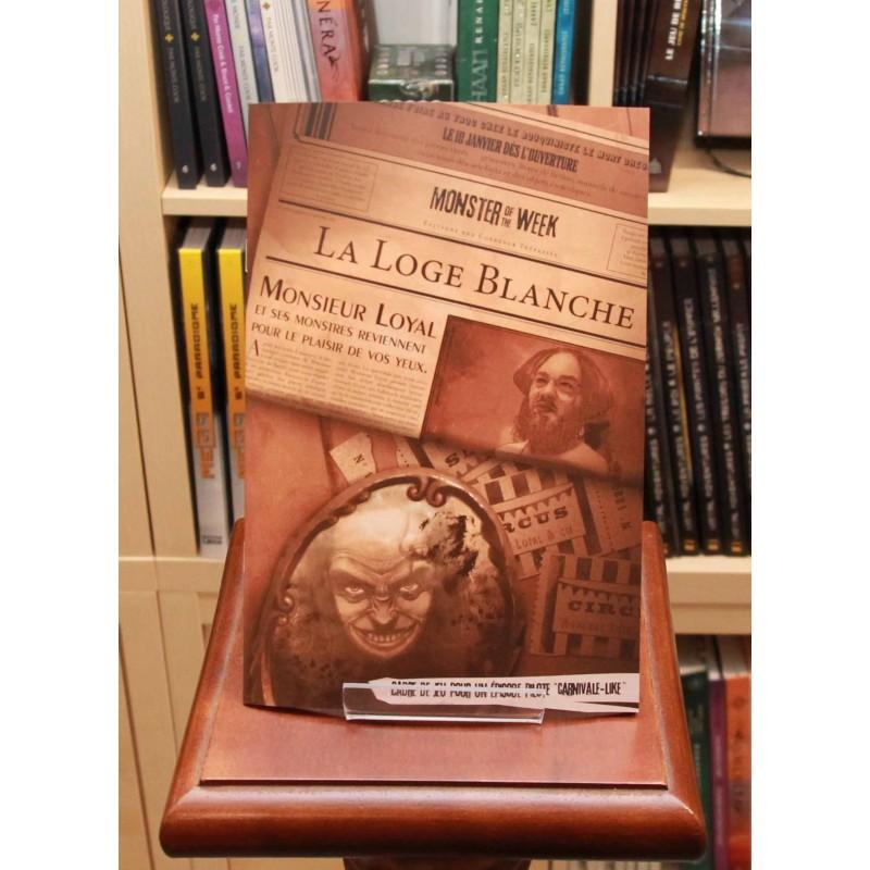 La Loge Blanche (Monster of the Week)