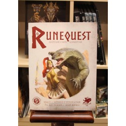 RuneQuest - Aventures dans Glorantha - Livret d'introduction