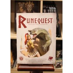 RuneQuest - Aventures dans Glorantha - Livret d'introduction