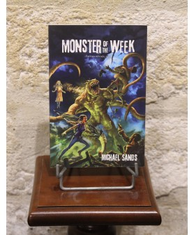 Monster of the Week- Livre de base