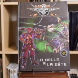 La Belle et la Bête (Metal Adventure)