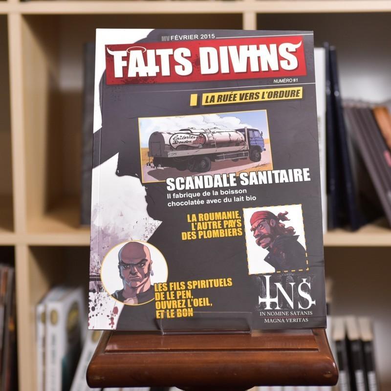 Faits Divins N*1 - (INS-MV - Génération Perdue)