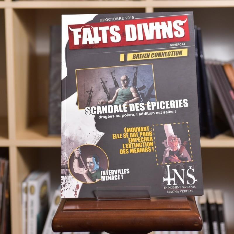 Faits Divins N*4 - (INS-MV - Génération Perdue)